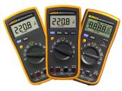 Фото Профессиональные контрольно-измерительные приборы - Мультиметры