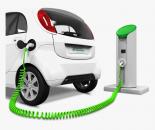 Фото Средства передвижения - Зарядные станции для электромобилей